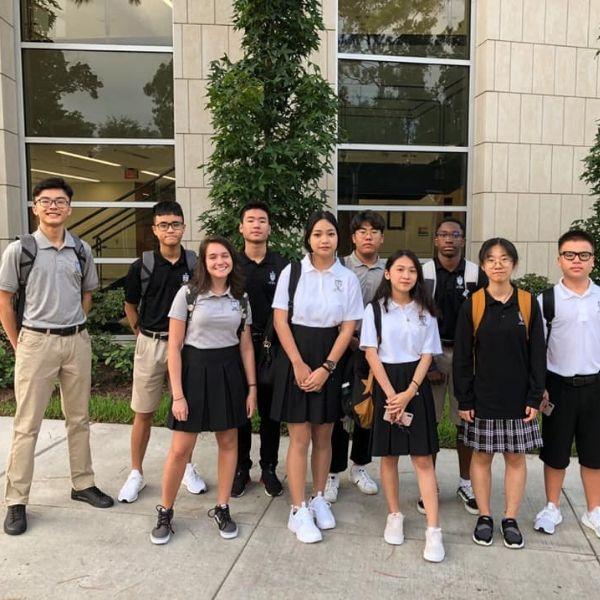 2At St. Pius X High School Boarding