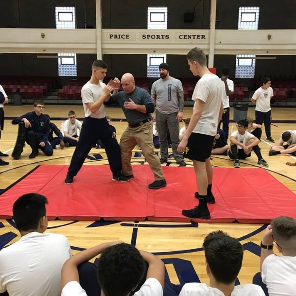 3Valley Forge Military Academy and College Internado