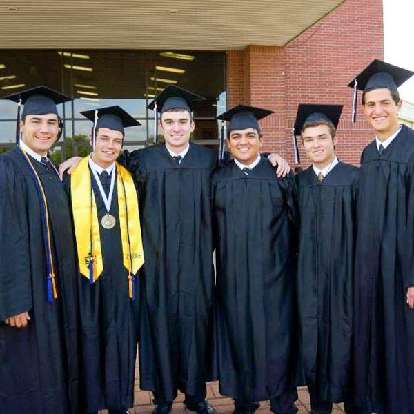 4At St. Pius X High School Boarding