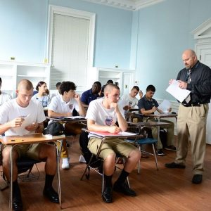 4Valley Forge Military Academy and College Residencias