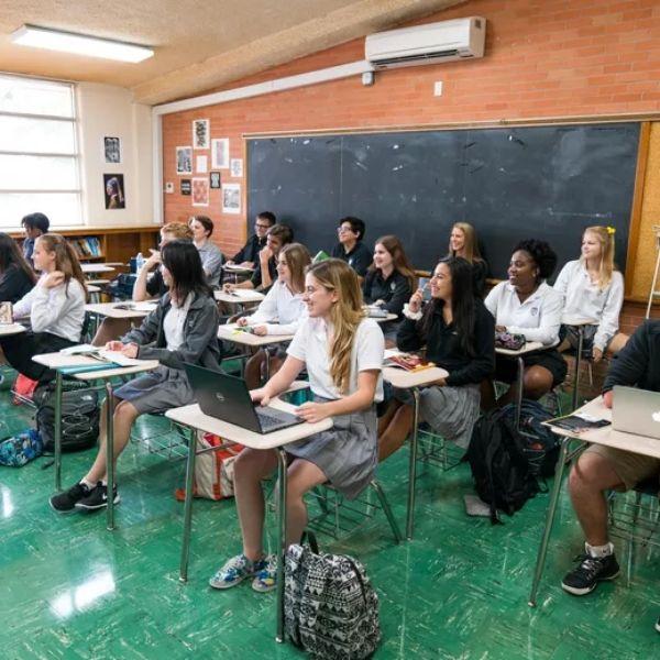 5At St. Pius X High School Boarding
