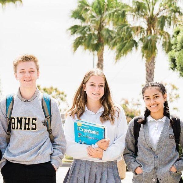 6BISHOP MONTGOMERY HIGH SCHOOL BOARDING