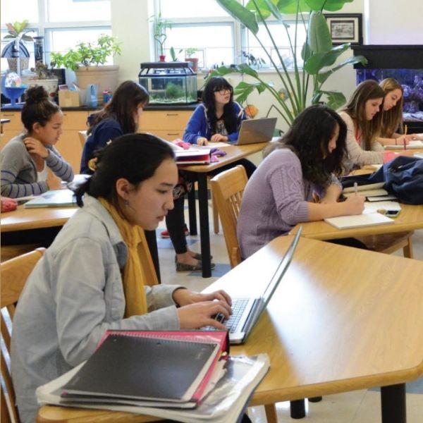 8GRIER SCHOOL BOARDING